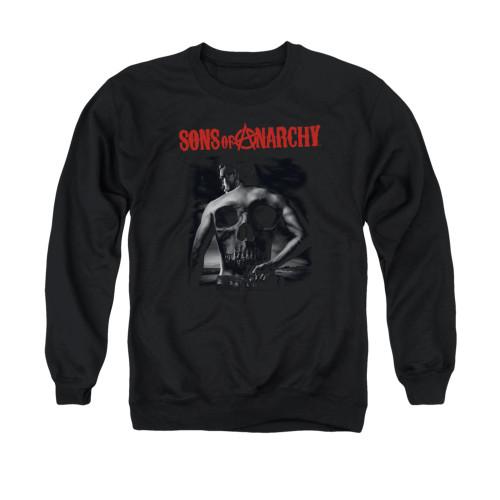 Image for Sons of Anarchy Crewneck - Skull Back