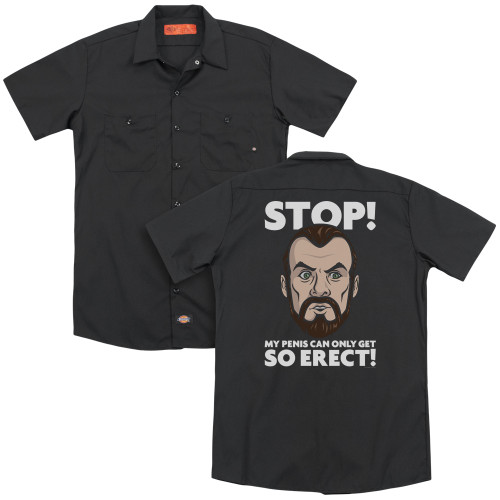 Image for Archer Dickies Work Shirt - Krieger Stop