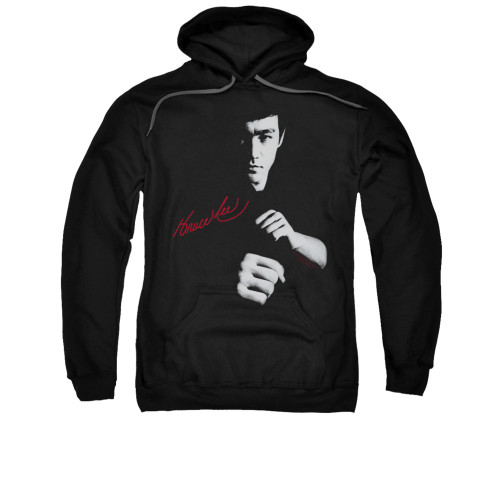Image for Bruce Lee Hoodie - The Dragon Awaits