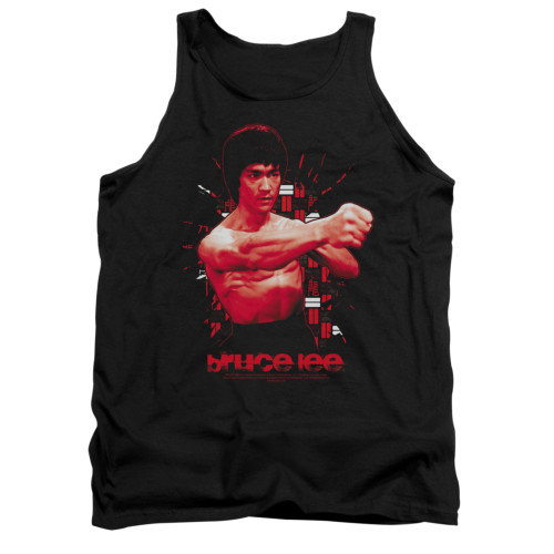 Image for Bruce Lee Tank Top - the Shattering Fist