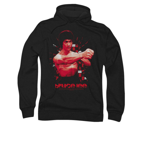 Image for Bruce Lee Hoodie - the Shattering Fist