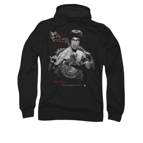 Image for Bruce Lee Hoodie - the Dragon