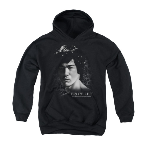 Image for Bruce Lee Youth Hoodie - In Your Face