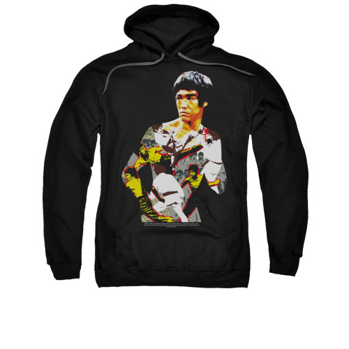 Image for Bruce Lee Hoodie - Body of Action
