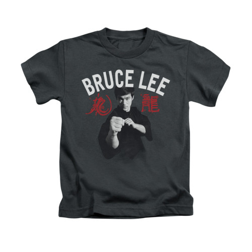 Image for Bruce Lee Kids T-Shirt - Ready
