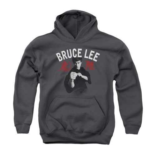 Image for Bruce Lee Youth Hoodie - Ready