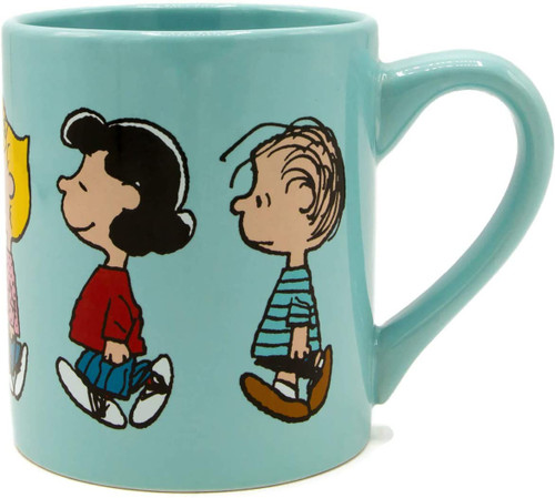 Image for Peanuts Profile Group Coffee Mug
