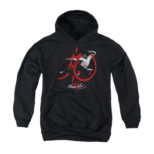 Image for Bruce Lee Youth Hoodie - High Flying