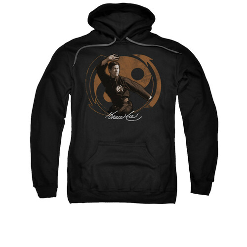 Image for Bruce Lee Hoodie - Jeet Kune Do Pose