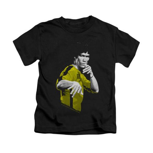 Image for Bruce Lee Kids T-Shirt - Suit of Death