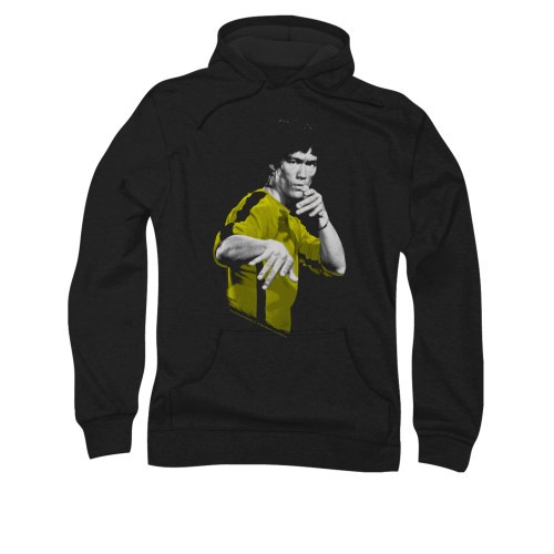 Image for Bruce Lee Hoodie - Suit of Death