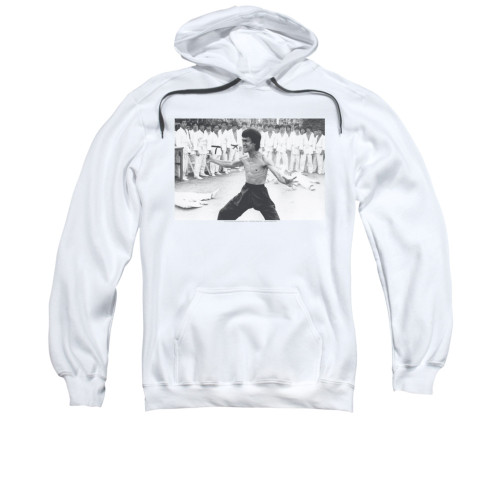 Image for Bruce Lee Hoodie - Triumphant