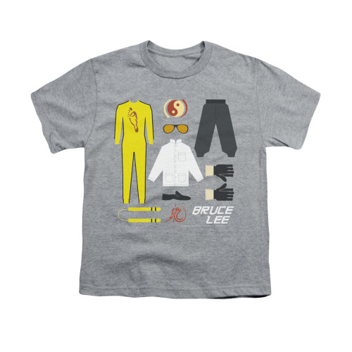 Image for Bruce Lee Youth T-Shirt - Gift Set