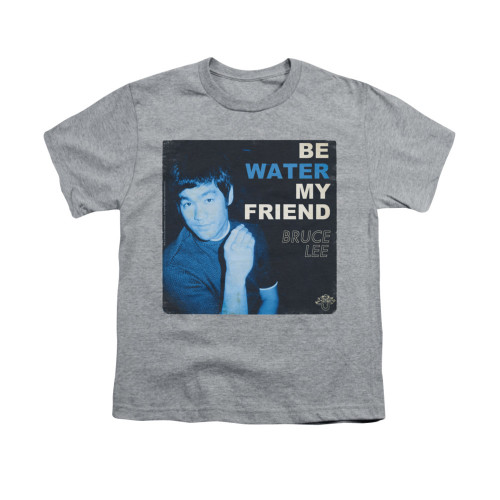 Image for Bruce Lee Youth T-Shirt - Water
