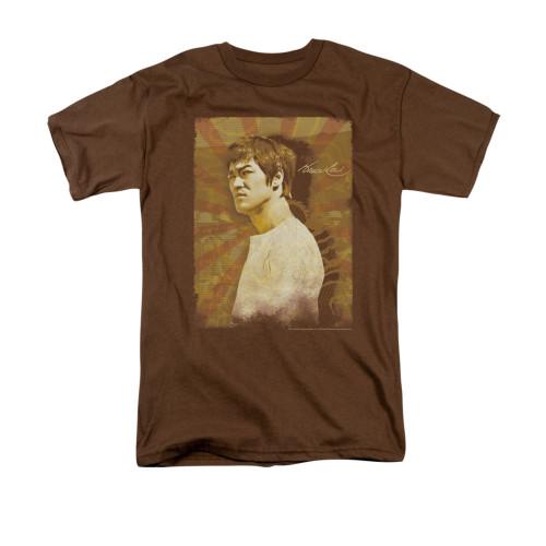 Image for Bruce Lee T-Shirt - Anger