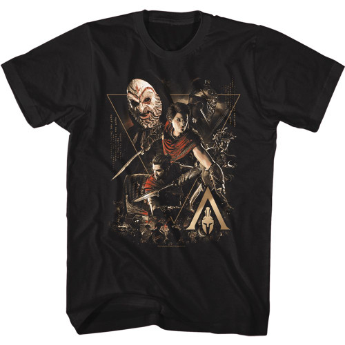 Image for Assassin's Creed T-Shirt - Dramatic Odyssey