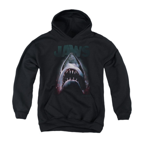 Image for Jaws Youth Hoodie - Terror in the Deep
