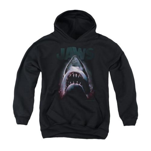 Jaws Youth Hoodie - Terror in the Deep