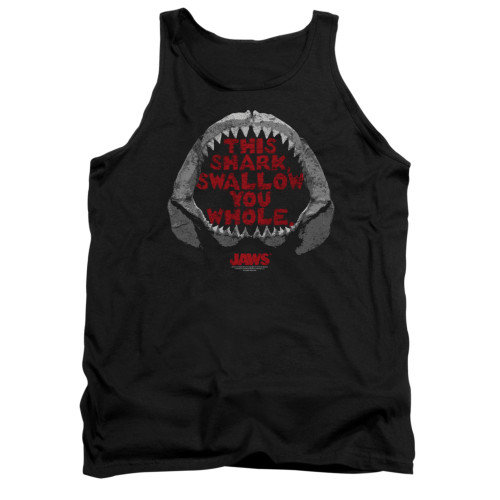 Image for Jaws Tank Top - This Shark