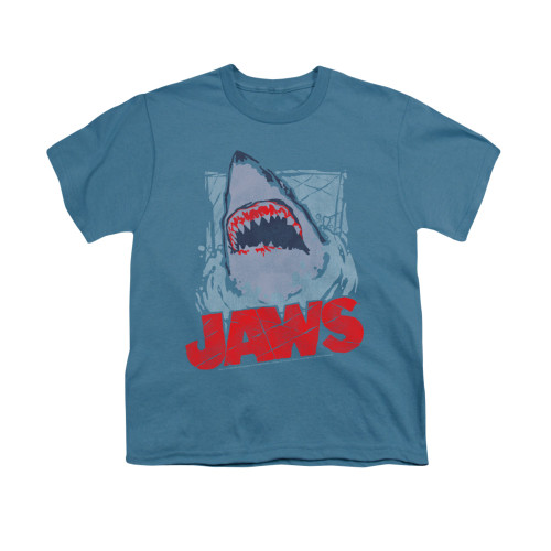 Image for Jaws Youth T-Shirt - From the Depths