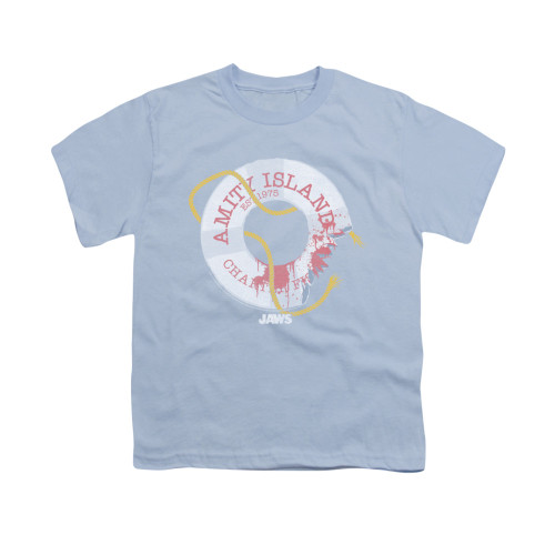 Image for Jaws Youth T-Shirt - Life Preserver