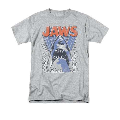 Image for Jaws T-Shirt - Comic Splash