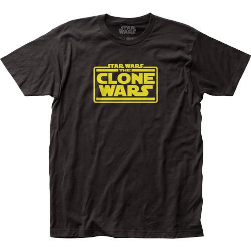 Image for Star Wars T-Shirt - Clone Wars Logo