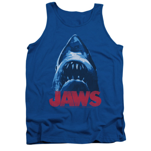 Image for Jaws Tank Top - From Below