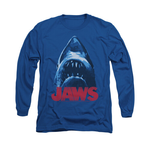 Jaws Long Sleeve T-Shirt - From Below