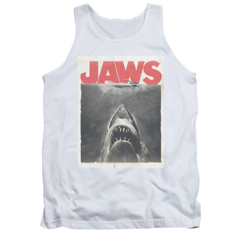 Image for Jaws Tank Top - Classic Fear