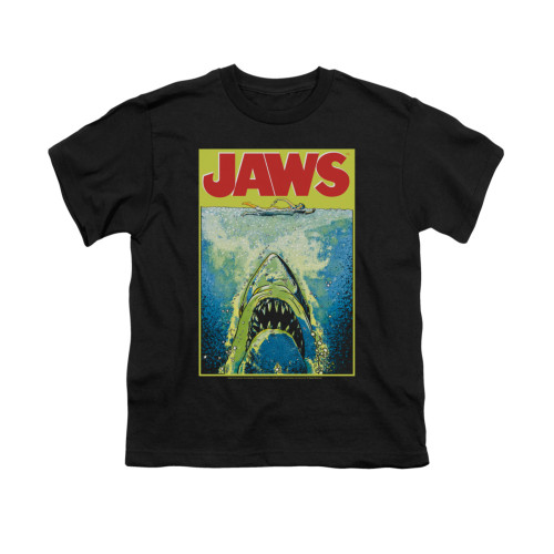 Image for Jaws Youth T-Shirt - Bright Jaws