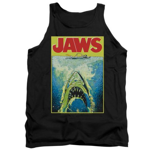 Jaws Tank Top - Bright Jaws