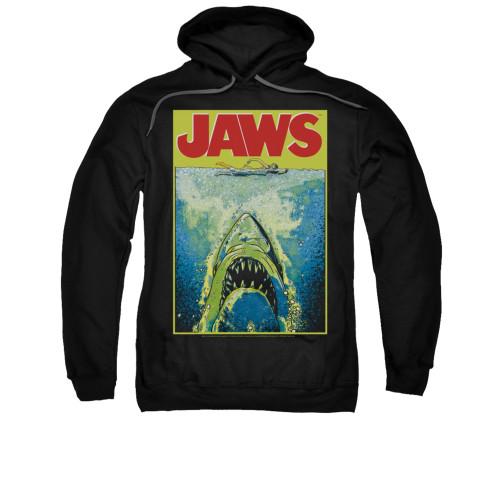 Jaws Hoodie - Bright Jaws
