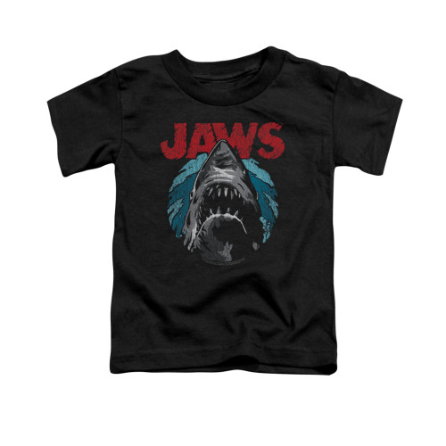 Image for Jaws Toddler T-Shirt - Water Circle