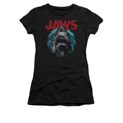 Image for Jaws Girls T-Shirt - Water Circle