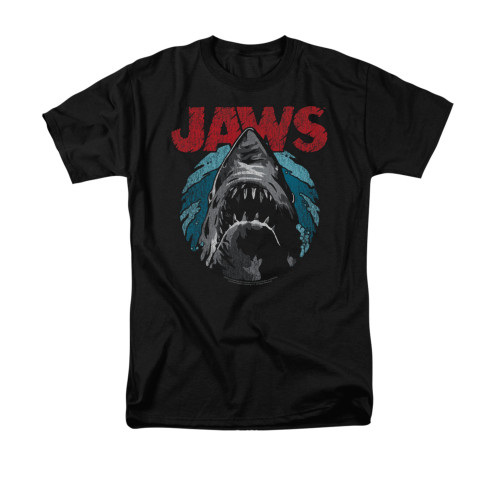 Image for Jaws T-Shirt - Water Circle