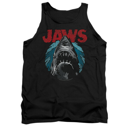 Image for Jaws Tank Top - Water Circle