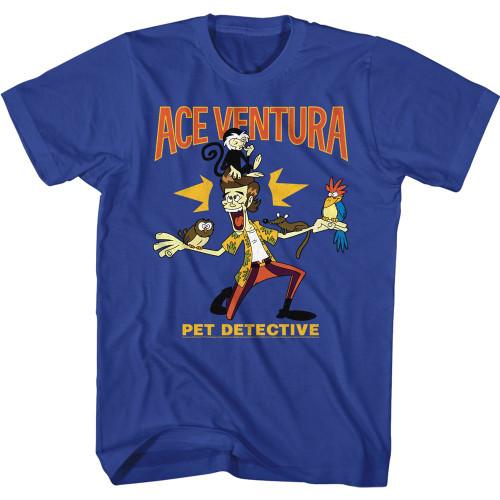 Image for Ace Ventura T-Shirt - Ta Da