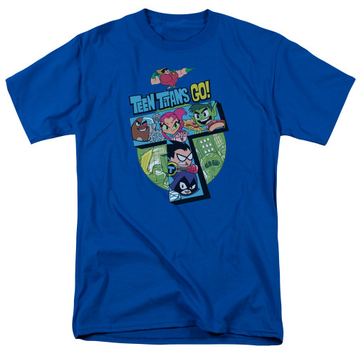 Image for Teen Titans Go! T-Shirt - Big T