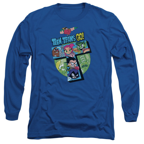 Image for Teen Titans Go! Long Sleeve T-Shirt - Big T