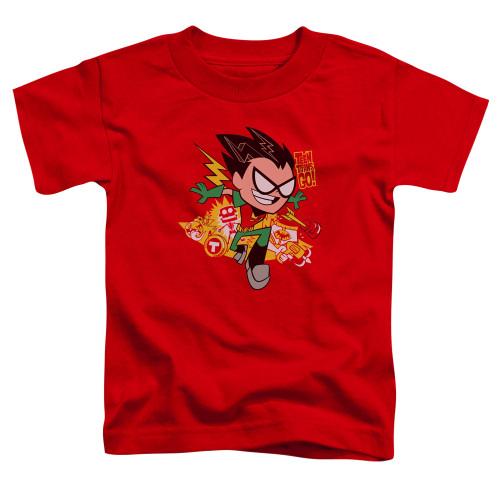 Image for Teen Titans Go! Toddler T-Shirt - Robin