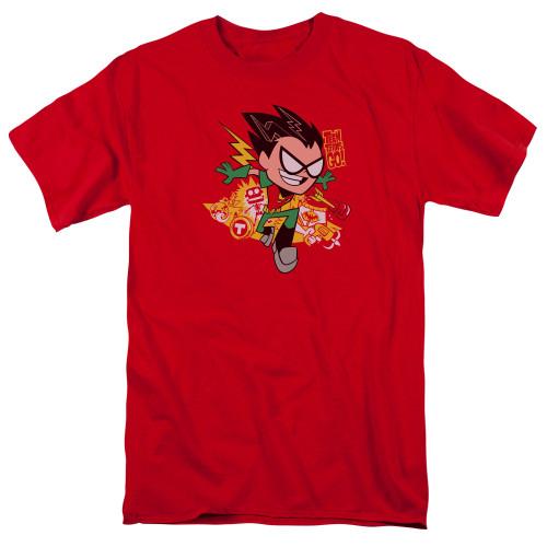Image for Teen Titans Go! T-Shirt - Robin