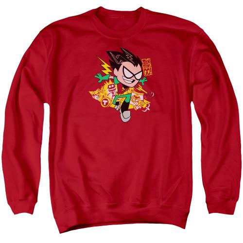 Image for Teen Titans Go! Crewneck - Robin