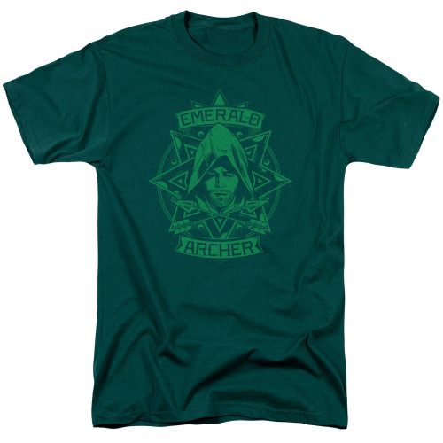 Image for Arrow T-Shirt - Archer Illustration