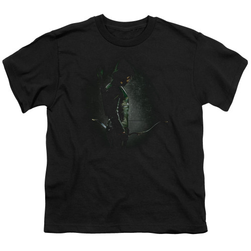 Image for Arrow Youth T-Shirt - In the Shadows