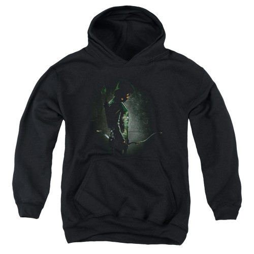 Image for Arrow Youth Hoodie - In the Shadows