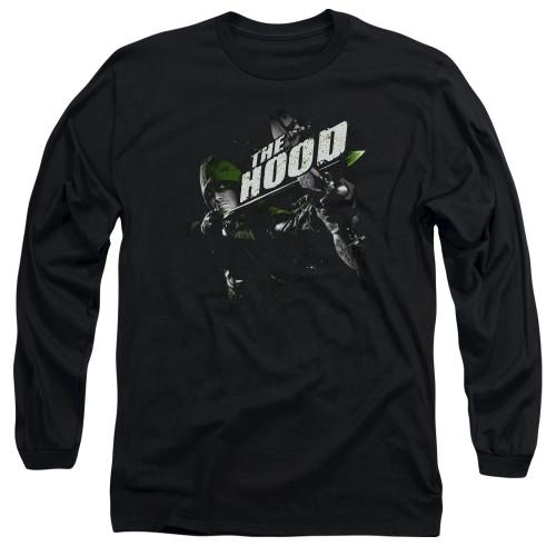 Image for Arrow Long Sleeve T-Shirt - Take Aim