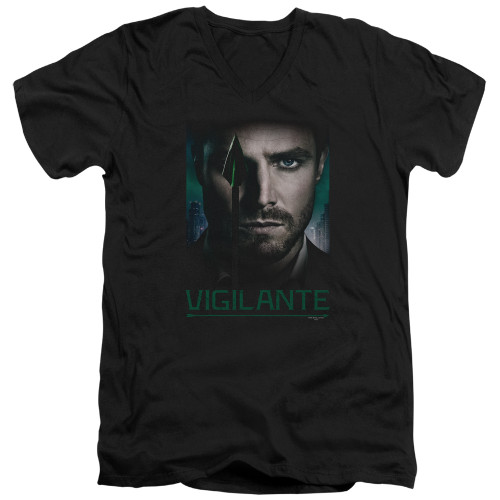 Image for Arrow V-Neck T-Shirt - Good Eye