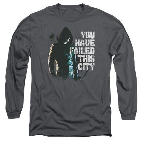 Image for Arrow Long Sleeve T-Shirt - You Have Failed