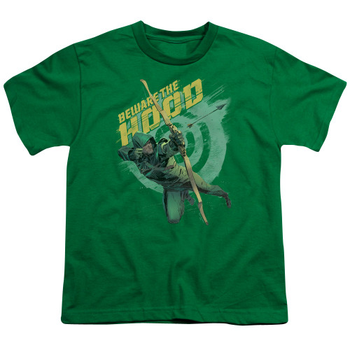 Image for Arrow Youth T-Shirt - Beware